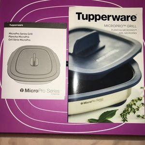 Tupperware Micro-Pro Grill